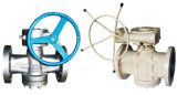 Válvula de plugue equilibrada da pressão