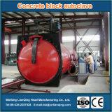 Autoclave de pouco peso esterilizada do bloco de cimento