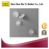 Silikon-Gummi-runder Ventileinsatz/Ventil-Stück/Gummi wenig Umbrellar für Mikro-Motor
