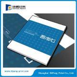 Impresión del folleto del color del atascamiento perfecto A4
