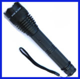 전술상 경찰은 LED 플래쉬 등 (SYSG-996)를 가진 스턴 총을