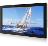 "Metral Frame Touch Panel LCD de 21.5 ""Panel IPS"