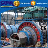 Seguridad de fabricación de mineral de oro de molino de bola / mineral de oro fresadora