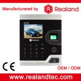 Systèmes biométriques d'empreintes digitales de contrôle d'accès avec Time Free Software de gestion des présences