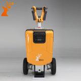 Roda quente do amarelo três do preço de fábrica da venda que dobra o trotinette elétrico da mobilidade
