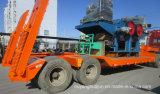 Полуприцеп корабля несущей землечерпалки Gooseneck 3 Axles
