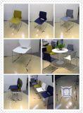 Heißer Verkaufs-weißer Plastikfreizeit-Stuhl