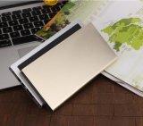 Côté duel de vente populaire d'énergie solaire d'USB pour le chargeur mobile 12000mAh
