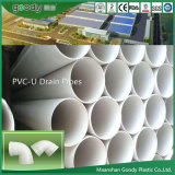 UPVC Entwässerung leitet DIN/BV Belüftung-Entwässerung-Rohre