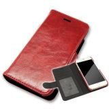 عالميّة ذكيّة هاتف محفظة أسلوب جلد حالة محارة هاتف حالة مصنع