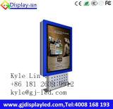 Mode grande de vendeur de téléphone mobile d'approvisionnement du G-Dessus LAN/WiFi/3G annonçant l'Afficheur LED dans le modèle de smartphone