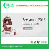 2oz LEIDENE van de Raad van de Kring van het aluminium bolPCB& Vervaardiging PCBA in China