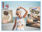 2017 gafas de sol plegables portables de Sapsee