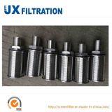 Boquillas del filtro de la depuradora