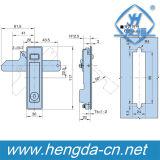 Blocage de clé de rabot de la bonne qualité Yh9565, blocage électrique de panneau