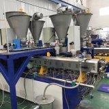 De tweeling Plastic Pelletiserende Machine van de Schroef