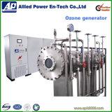 L'ozone industriel de générateur pour le traitement de l'eau et de gaz résiduel
