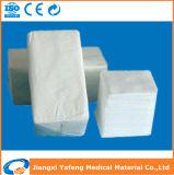 Esponja disponible médica de la gasa del algodón absorbente SIN radiografía