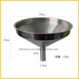 高品質のステンレス鋼の漏斗