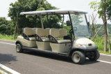 Carrello facente un giro turistico elettrico di 6 Seater per la stazione turistica