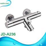 Jeux de douche de contrôle de température de vanne thermostatique de salle de bains