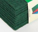 Almofada de limpeza da esponja