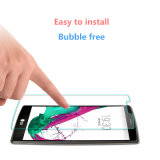Protetor transparente elevado da tela do telefone móvel para LG G3