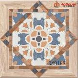 Mattonelle di pavimento di ceramica lustrate rustiche del getto di inchiostro per la camera da letto
