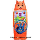 Máquina de juego colorida de billar automático de los niños para la mejor venta (ZJ-PB10)