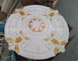 室内装飾のために形成するPUの天井の円形浮彫り
