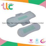女性の使用の女らしい衛生学のパッドのための女性の衛生パッドの生理用ナプキン