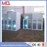 Ventanas de doble ventana con ventanas aisladas de PVC