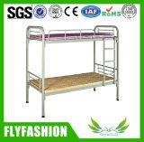 簡単な現代寮の倍の金属のベッドは大人学生のためにセットした