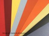 Stagnola della pellicola del PVC del Matt/lucentezza/su di colore solido di lucentezza per la decorazione interna del lavoro