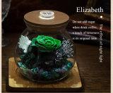 Бутылки желания Ivenran цветки светящей свежие для творческого подарка украшения праздника