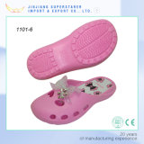 Últimas Ladies Colgs EVA Slippers Casual Breathable Sandals