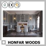 5.25白く装飾的な形成の木製の窓枠の鋳造物