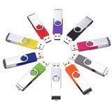 A melhor movimentação do flash do USB do preço para o presente de Promitional