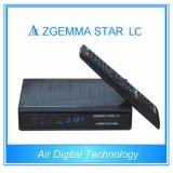 Самая лучшая низкая стоимость продавая тюнер кабеля OS Enigma2 DVB-C одного Linux LC звезды Zgemma на цене по прейскуранту завода-изготовителя