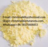 Ацетат CAS Trenbolone порошка надувательства темный желтый стероидный: 10161-34-9