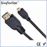 HDMI Kabel im unterschiedlichen Jack-Ende