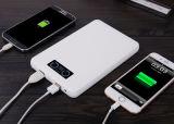 Klassiek Patroon voor de Slimme Dubbele Havens USB van Telefoons Draagbare Lader, de Compacte Externe Bank van de Macht van de Batterij met LCD Vertoning 20000mAh