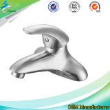 Robinet / mélangeur de salle de bains en acier inoxydable en vasque en sanitaires