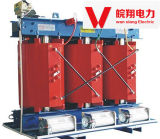 乾式の変圧器または電圧変圧器か変圧器