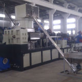 Flasche Flakes Plastic Pelletizing Machine LDPE Pelletizer Extrusion Line für Pet Flakes