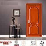 Amerikanisches Panel-zusammengesetztes Furnier-Blatthölzerne Tür der Art-6 (GSP6-016)