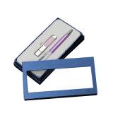 贅沢な水晶USBはSwarovski USBのペンUSBの棒をセットする