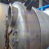 チタニウムの管のシェルの熱交換器Suppiler