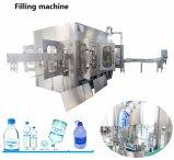 ペットびんのための自動飲む天然水のびん詰めにする包装装置のプラント