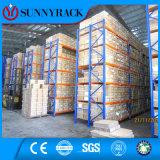 Hohe Speicherausnutzungs-Stahlspeicher-Lager-Ladeplatten-Zahnstange